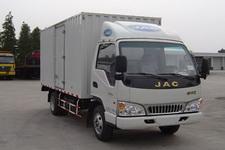 江淮康铃国四单桥厢式运输车109马力5吨以下(HFC5043XXYP93E1C2)