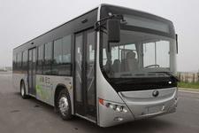 10.5米|10-36座宇通混合动力城市客车(ZK6105CHEVNPG4)