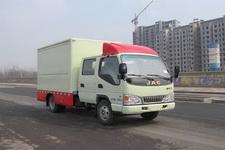 白鸟牌HXC5041XSH型售货车图片