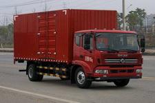 東風凱普特國四單橋廂式運輸車160馬力5噸以下(DFA5120XXYL15D7AC)
