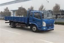 飞碟国四单桥货车122马力8吨(FD1126W63K)