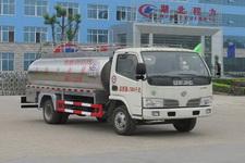 東風福瑞卡5方鮮奶運輸車