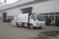 龙帝牌SLA5070ZYSQL8型压缩式垃圾车