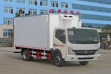 程力威牌CLW5042XLC4型冷藏车