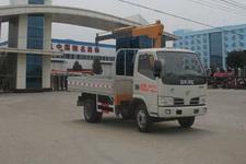 CLW5041JSQ4型程力威牌随车起重运输车图片