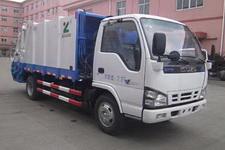 宝裕牌ZBJ5071ZYSA型压缩式垃圾车图片
