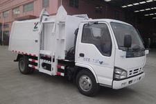 宝裕牌ZBJ5071ZZZA型自装卸式垃圾车图片