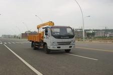 福田5吨随车吊(JDF5070JSQB4江特随车起重运输车)