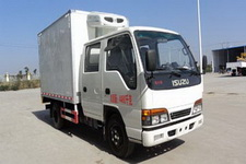 CLW5041XLCQ4型程力威牌冷藏车图片