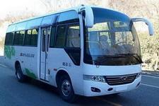 7.5米|24-31座少林客车(SLG6750C4F)