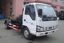 宝裕牌ZBJ5071ZXXA型车厢可卸式垃圾车图片