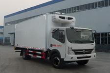 CLW5080XLC4型程力威牌冷藏车图片