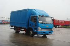一汽解放轻卡国四单桥翼开启厢式车107-124马力5吨以下(PDZ5040XYKAE4)