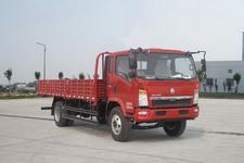 豪沃国四单桥货车113马力8吨(ZZ1127D4215D120)