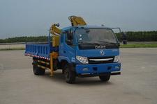 东风牌EQ5100JSQ型随车起重运输车图片