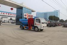 东风4-5方自装卸式垃圾车