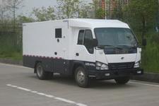 宝龙牌TBL5040XYCF4型运钞车图片