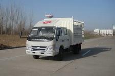 北京牌BJ2810WCS10型仓栅低速货车图片
