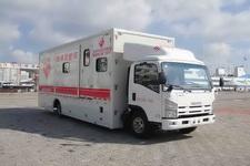 广泰牌WGT5100XYL型医疗车图片