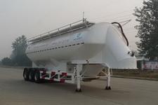 开乐牌AKL9401GFLA1型铝合金中密度粉粒物料运输半挂车图片