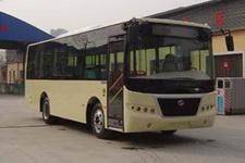 骊山牌LS6850G4型城市客车图片2