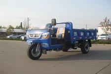 7YP-1775D4B五星自卸三轮农用车(7YP-1775D4B)