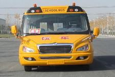 东风牌EQ6750ST5型中小学生专用校车图片3