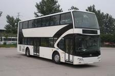 宇通牌ZK6116HGS2型双层城市客车图片