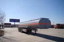 亚峰牌HYF9400GFW型腐蚀性物品罐式运输半挂车图片
