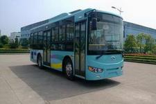 10.5米|20-40座上饶混合动力城市客车(SR6106PHEVG)