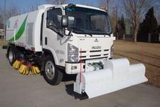 华环牌TSW5100TXS型洗扫车图片