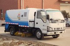 华环牌TSW5075TSL型扫路车图片