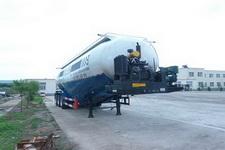 麟州牌YDZ9403GFL型低密度粉粒物料运输半挂车图片