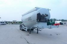 麟州牌YDZ9402GFL型低密度粉粒物料运输半挂车图片