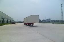 华鲁业兴13.5米31.5吨3轴厢式运输半挂车(HYX9400XXY)