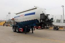 通亚达6.9米28吨2轴干拌砂浆运输半挂车(CTY9350GSJ)
