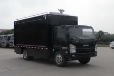 华东牌CSZ5101XZB型装备车