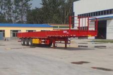 华鲁业兴12米33.4吨3轴栏板半挂车(HYX9400E)