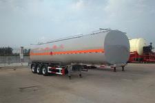 万事达11.5米33吨3轴铝合金运油半挂车(SDW9408GYYA)