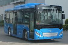 五洲龙牌FDG6851EVG3型纯电动城市客车