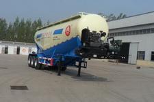 华岳兴牌FNZ9400GFL型中密度粉粒物料运输半挂车图片