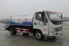 福田5方5噸灑水車
