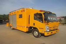 金马牌QJM5080XXH型救险车