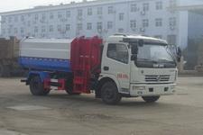 国五东风6方多利卡自装卸式垃圾车