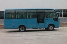 楚风牌HQG6661ENG5型客车图片2