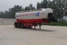 坤博牌LKB9400GFL型中密度粉粒物料运输半挂车图片