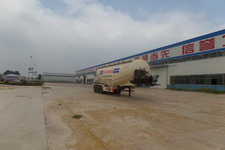 鲁旭达牌LZC9400GFL型中密度粉粒物料运输半挂车图片