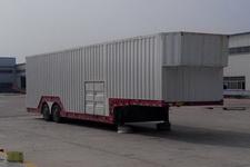 裕诚14.2米11.8吨2轴车辆运输半挂车(JJN9200TCL)