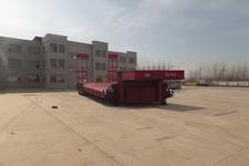 华劲15米30吨6轴低平板半挂车(YJH9400TDPXZ)