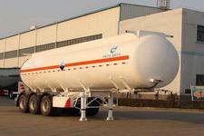 AKL9406GFW型开乐牌腐蚀性物品罐式运输半挂车图片